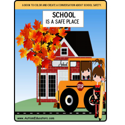 School Is A Safe Place  FREE