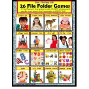 Autism File Folder Activities Matching and Visual Discrimination Skills