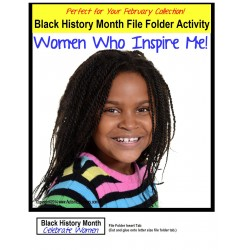 File Folder Games BLACK HISTORY MONTH