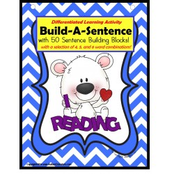Autism - Building Sentences for Visual Learners
