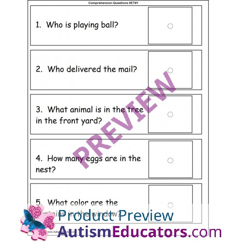 Printables Autism Worksheets ccc pdf picture comprehension page 3 500x500 jpg free autism and worksheets