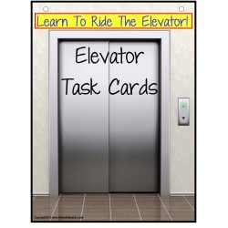Life Skills - Let's Ride The Elevator Interactive Activity