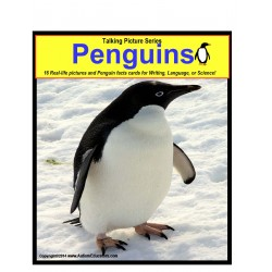 Penguins: Talking Picture Series