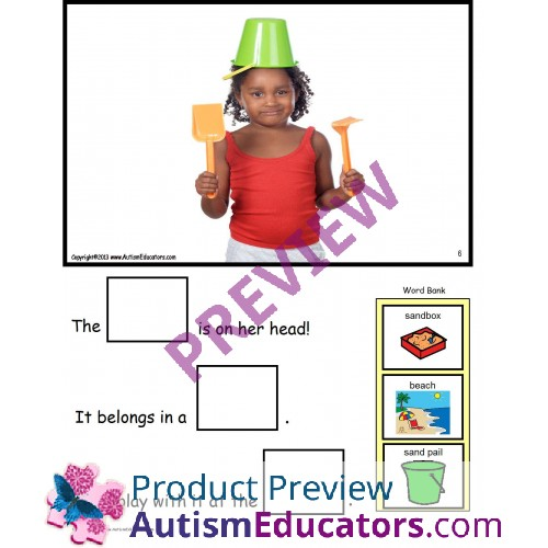 Reading Comprehension Speech and Language Activity Book and Worksheets ...