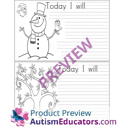 Special Education Writing Rubric