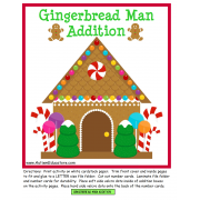 Gingerbread Man Addition