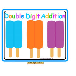 Double Digit Ice Pops