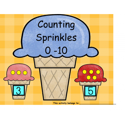 Counting Sprinkles