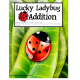 Autism File Folder Addition up to 10 Ladybug Counting