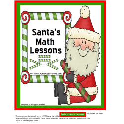 Santa Greater/Less/Equal