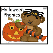 Halloween Phonics