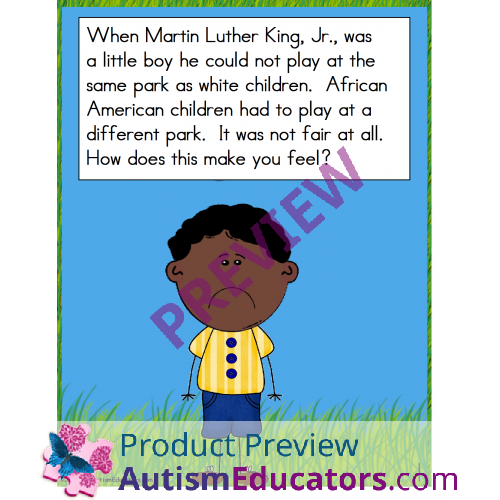 Free Martin Luther King Common Core Collaboration Activity For