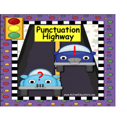Punctuation Highway