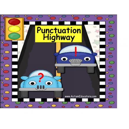 Punctuation Highway
