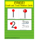 FREE Touch and Count Math Flashcards