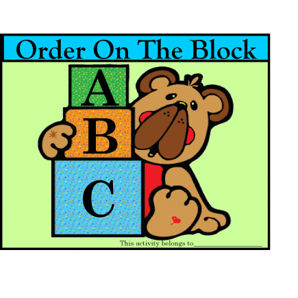 Order On The Block