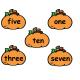 Pumpkin Number Match