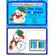 Common Core Kindergarten Snowman Addition for Visual Learners