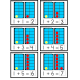 Common Core Kindergarten Snowman Addition for Visual Learners