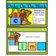 Alphabetical Order Kindergarten Common Core Activity for Special Education/Autism/Visual Learners