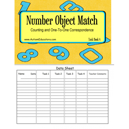 Number Object Match