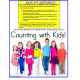 Kindergarten Common Core Counting to 10 Interactive Math Activity Book