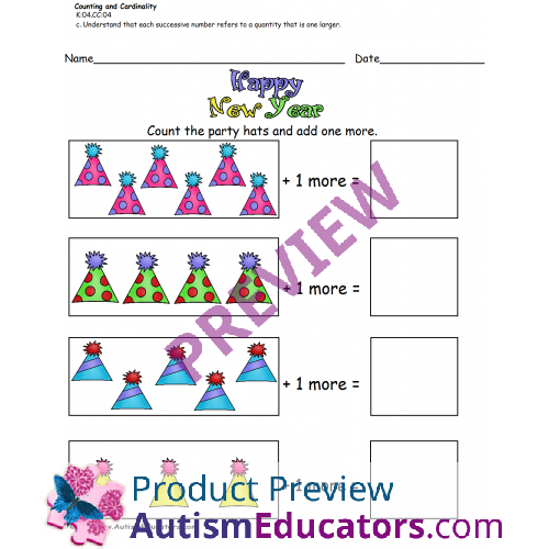 OFFER FREE Happy New Year 2013 Common Core Kindergarten Worksheet – Common Core Worksheets Kindergarten