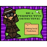 Perspective Detective! Making Social Predictions