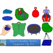 Sensory Equipment Clip Art