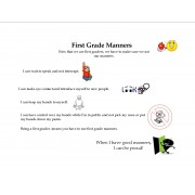 Social Tale First Grade Manners