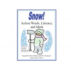 Literacy, Language Skills and Math with SNOW by R. McKie and P.D. Eastman