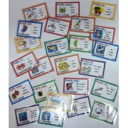 Prefix Picture Cards