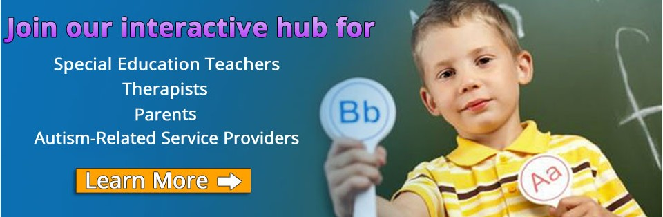 AutismEducators.com 1 - Join our interactive hub for special education teachers, therapists, parents, and autism-related service providers today for free!