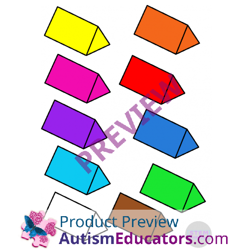 FREE! 3D Shape Clip Art Images - Commercial Use OK by ...