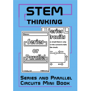 Series and Parallel Circuits Mini Physics Book
