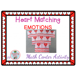 Heart Matching Emotions – Center Activity