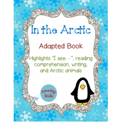 In the Arctic – Adapted Book - FREE
