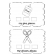 Preprimer Sight Word Books Vol 11