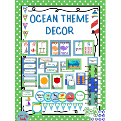 Ocean Décor Theme