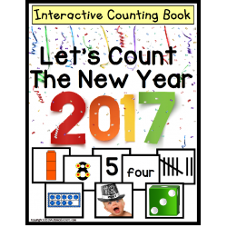NEW YEARS 2017 Interactive Counting Strategies Up To 10 For Autism