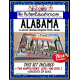 ALABAMA Adapted Book for Visual Learners AUTISM and SPECIAL EDUCATION
