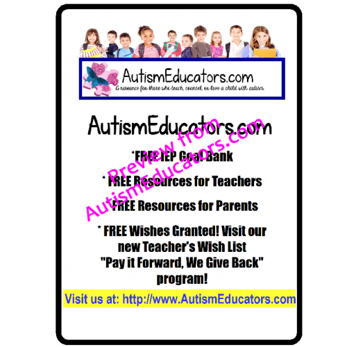 Special Needs Education Istant Cover Letter Teaching Job
