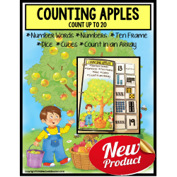 Counting APPLES Up To 20