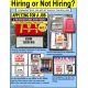 LIFE SKILLS TASK CARDS Hiring or Not Hiring Job TASK BOX FILLER
