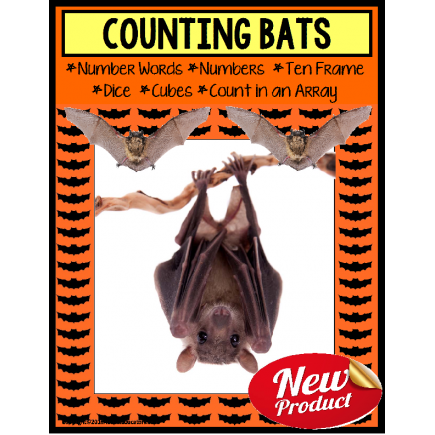 BATS – Counting Up To 20 with Data and IEP Goals