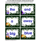 FREE Halloween Task Cards - Matching Numbers - October Writing - Sight Words