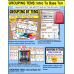 "GROUPING BY TENS Task Cards ""TASK BOX FILLER"" for Autism and Special Education"