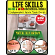 LIFE SKILLS Task Cards UNCOOKED and COOKED FOODS Before and After TASK BOX FILLER
