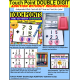TOUCH POINT Double Digit Addition NO Regrouping TASK CARDS Task Box Filler