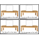 VOCABULARY and PICTURES Task Cards WORD KNOWLEDGE Task Box Filler for Autism SET 2